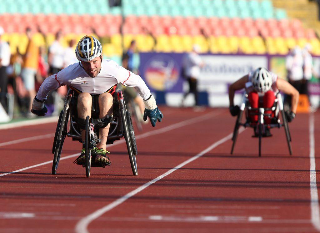 ©Paralympic Team Belgium – Marcus Hartmann