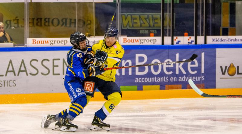 Antwerp Phantoms pakt eerste BeNeLiga-punten