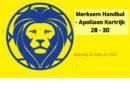 Merksem Handbal – Apolloon Kortrijk  28 – 30