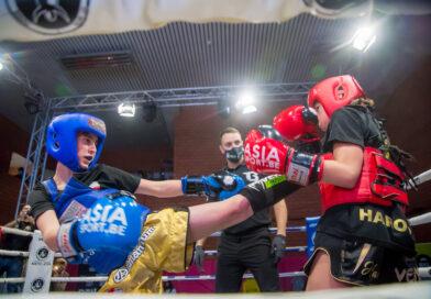 thaiboxing in Laeken