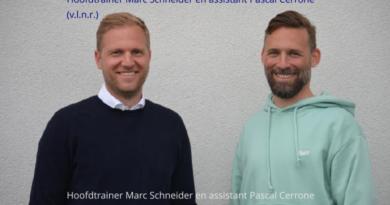 Marc Schneider is de nieuwe hoofdcoach van W-B
