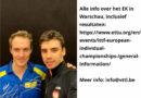 Belgische medaille op Europese Kampioenschappen tafeltennis !!!